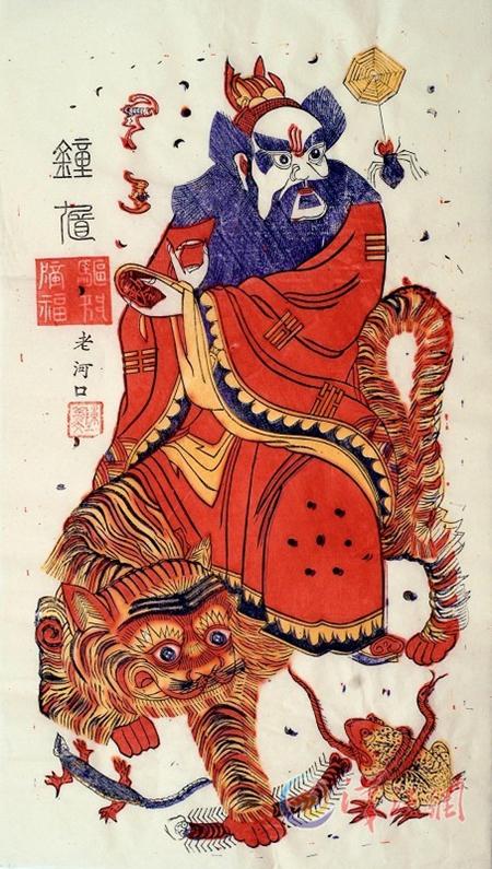 老河口:陈义文和他的木版年画